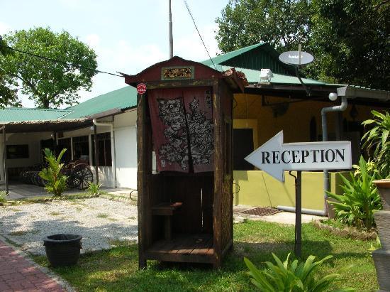 Green Village Langkawi: L'accoglienza 