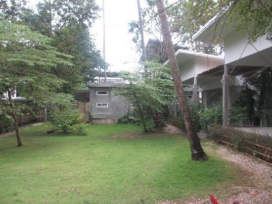 Glur Hostel: garden