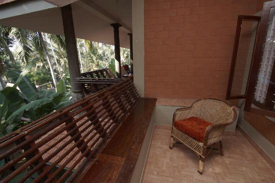 Vedic Heritage Boutique Hotel: En medio de la Naturaleza