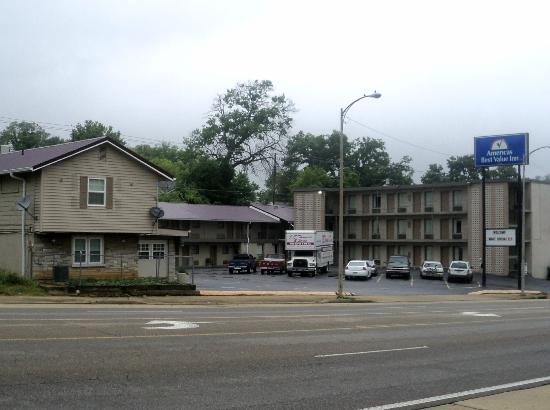 Value Inn Motel - Knoxville / Chilhowie: Not that bad