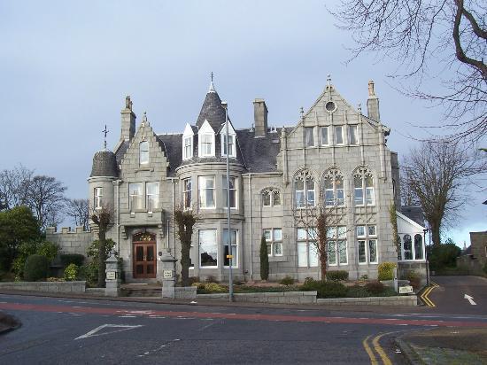 Atholl Hotel Restaurant: Atholl Hotel, Kings Gate, Aberdeen