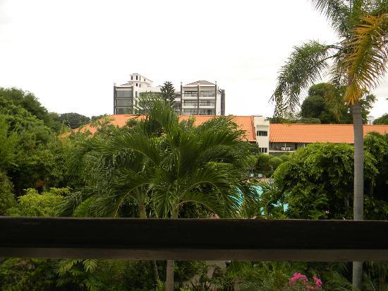 Sunshine Garden Resort: view