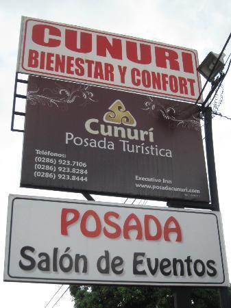 Posada Cunuri