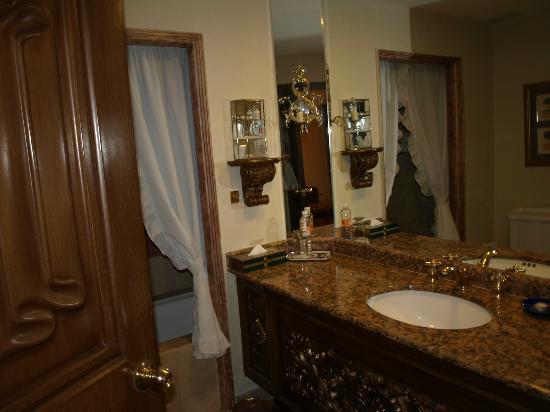 Quinta Real Saltillo: Bathroom