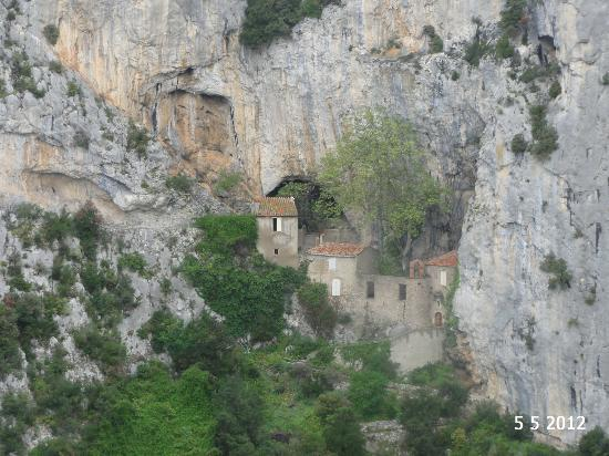 Pyrenees-Orientales, France: The Ermitage