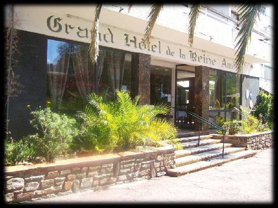 Grand Hotel de la Reine Amelie: Entrée