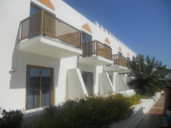 Alfa Beach Hotel: the hotel rooms