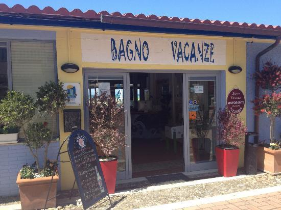 Bagno vacanze marina di grosseto ristorante recensioni numero di telefono foto tripadvisor - Bagno moreno marina di grosseto ...