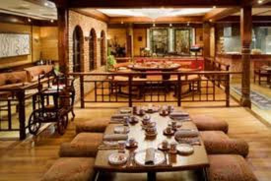 The Pakistani at Movenpick Hotel