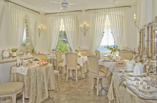 Hotel Villa Florida : Breakfast Room