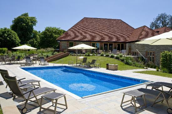 Park House Hotel & Spa: Outdoor Pool