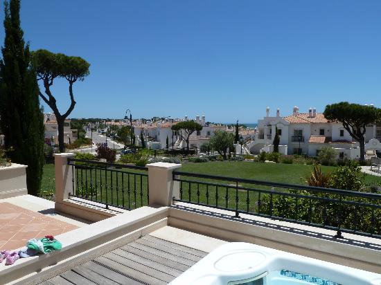 Dunas Douradas Beach Club: view from terrace