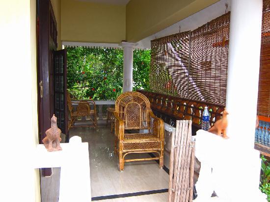 Mango Villa: My balcony