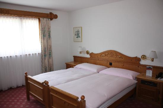 Sunstar Boutique Hotel Albeina Klosters: Habitación