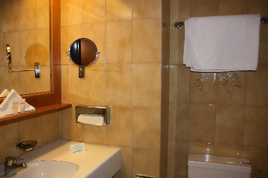 Sunstar Boutique Hotel Albeina Klosters: Baño