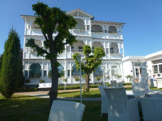 BEST WESTERN Alexa Hotel: Hotel Frontansicht
