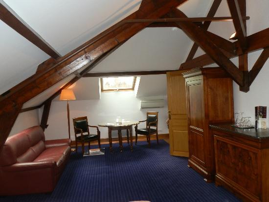 Hotel D'angleterre : Suite