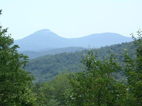Bear Rock Ridge Bed & Breakfast: Endless views