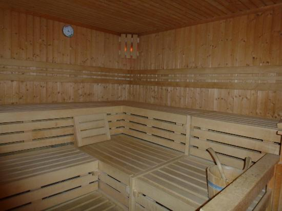 BEST WESTERN Alexa Hotel: Sauna
