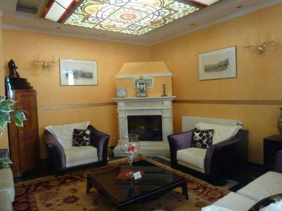 BEST WESTERN Alexa Hotel: Sitz / Relaxt