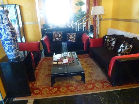 BEST WESTERN Alexa Hotel: Noch eine Sitzecke