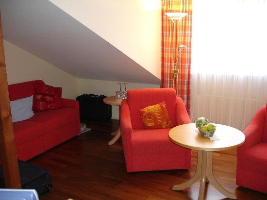 Hotel-Restaurant Alpenblick: Relax Zimmer