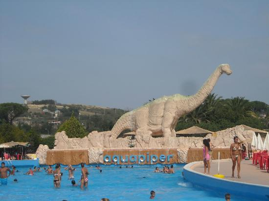 acquapiper dinosauro