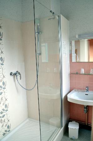 Le Petit Billot - Citotel : unser Badezimmer