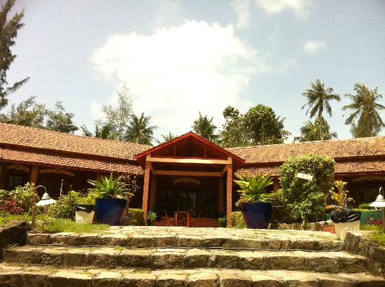 Cassia Cottage: A view of the Deluxe Sea View Rooms