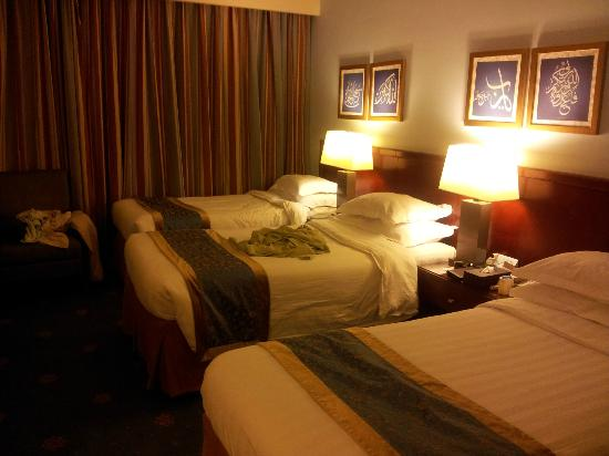Royal Dar Al Eiman: nice, clean and spacious rooms