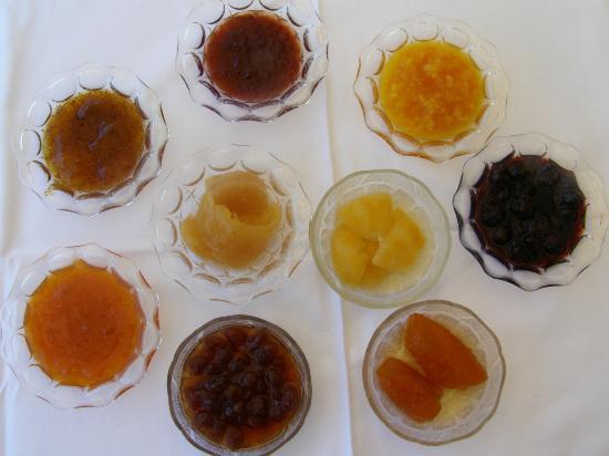 Renetta: home made marmelades