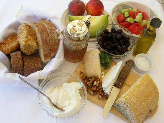 Renetta: breakfast