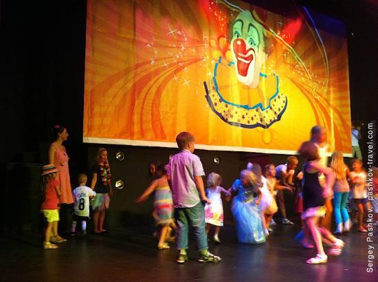 Club Mega Saray: Детский праздник