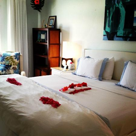 Turtle's Nest Beach Resort: Bedroom