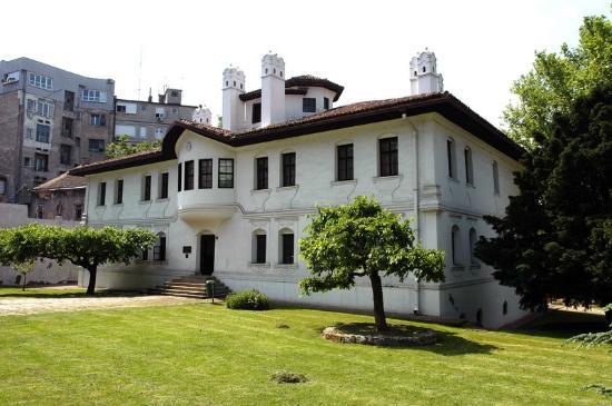 Residence of Princess Ljubica (Konak Kneginje Ljubice