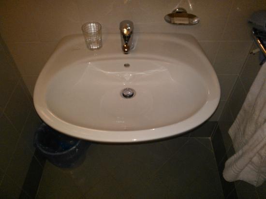 Villa Guarnaschelli: bagno