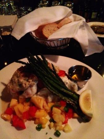 Blackstone: Lobster suffer with Crab