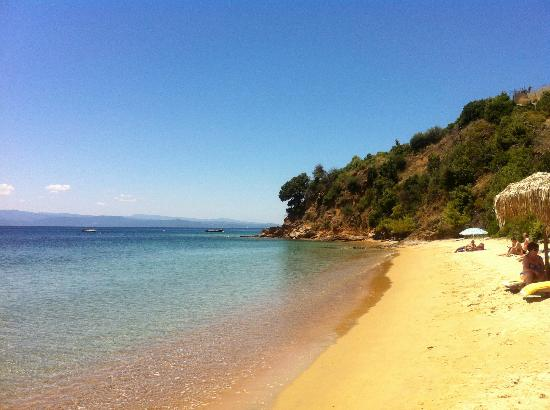 Xanthi Studios: kolios beach