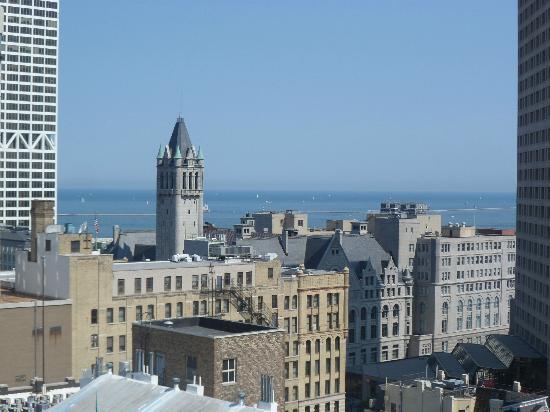 ميلووكي أثليتك كلوب: Rooftop view
