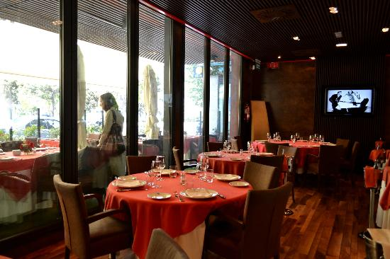 Casa Narcisa: The restaurant