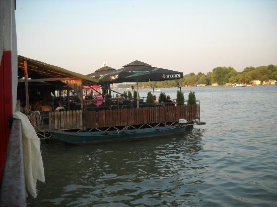 Sava River: Savski kej