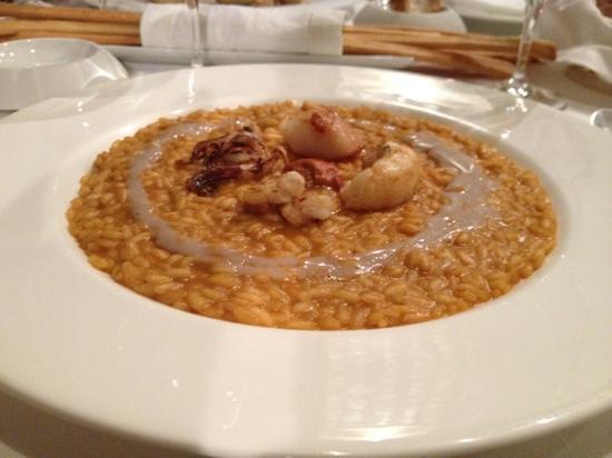 Osteria Francescana : il miglior risotto mai assaggiato