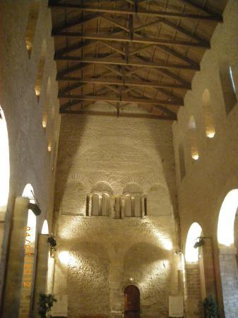 Basilique Saint-Pierre-aux-Nonnains : Saint Pierre aux Nonnains à METZ.