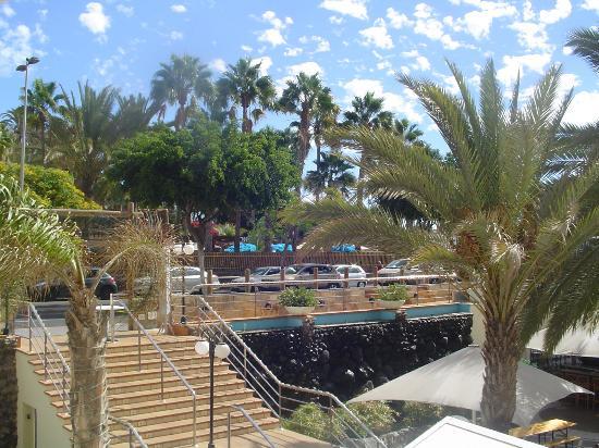 Sahara Playa : Uitzicht kamer 006