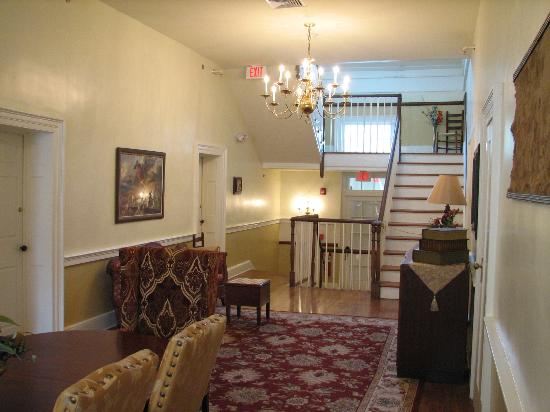‪‪Hale Springs Inn‬: 3rd Floor Hall‬