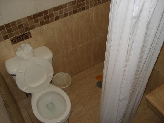 El Campanario: baño