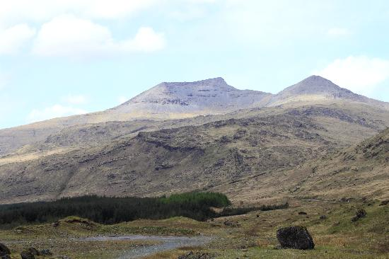 Ben More: View from south-east