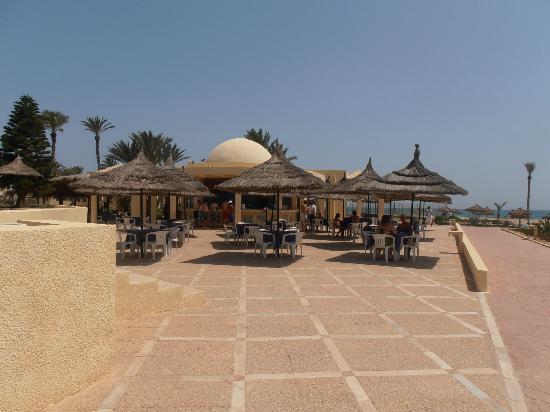 Zephir Hotel & Spa: Bar piscine