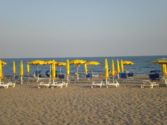Vela Blu Camping Village : Spiaggia