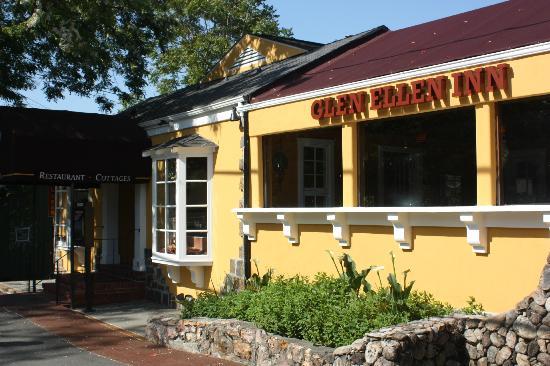 Glen Ellen Inn: Hotel and Restaurant